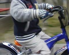 子ども用自転車②