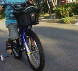 子ども用自転車①